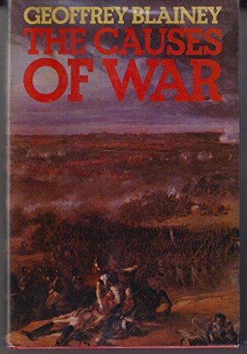 9780333141991: Causes of War