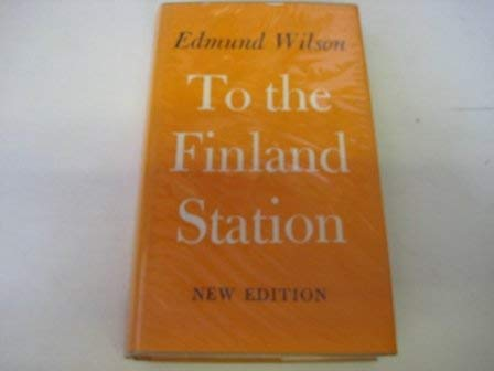 9780333142776: To the Finland Station