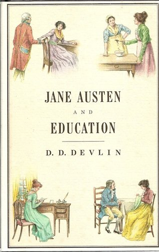 9780333144312: Jane Austen and Education