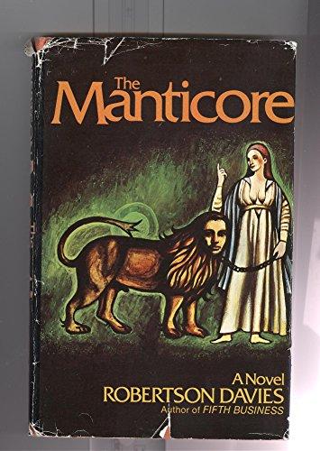 9780333146965: The Manticore