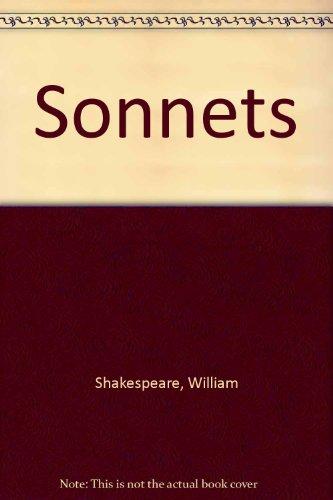 9780333147337: Sonnets