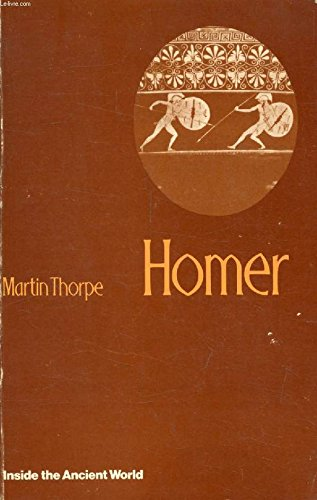 9780333147443: Homer: Inside The Ancient World