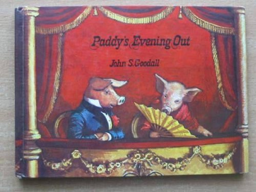 Paddy's evening out (9780333148426) by Goodall, John S