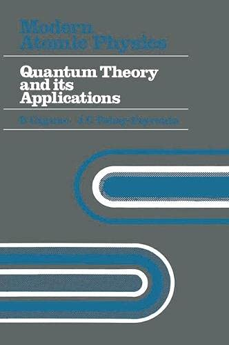9780333150825: Modern Atomic Physics: Quantum Theory and Its Applications.