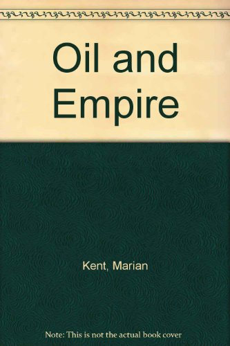 9780333154519: Oil and Empire