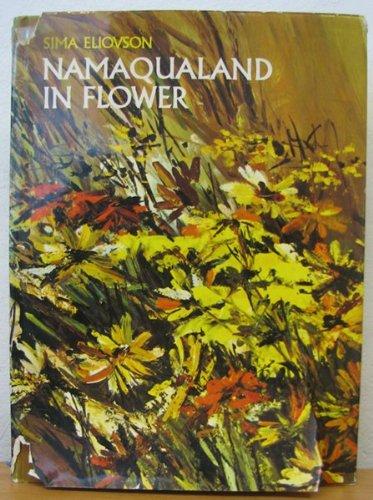 9780333155523: Namqualand in Flower