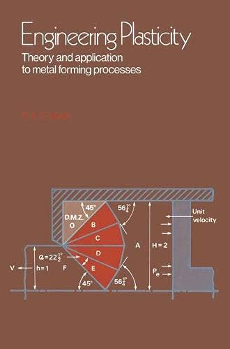 9780333157091: Engineering and Plasticity: Theory and Application to Metal Forming Processes