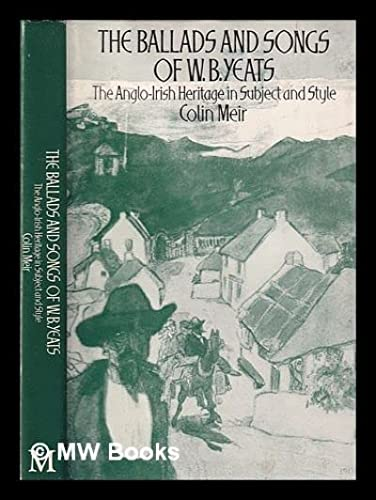 9780333158395: Ballads and Songs of W.B. Yeats