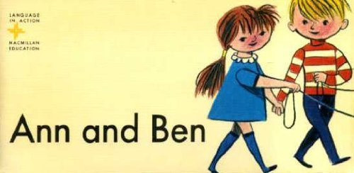 9780333165652: Ann and Ben (Language in Action)