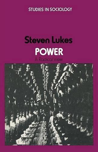9780333166727: Power: A Radical View (Casebook Series)