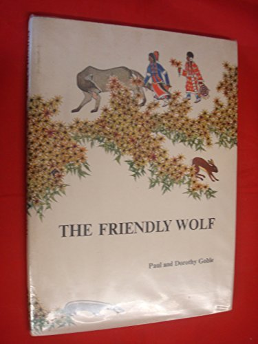 9780333172834: The Friendly Wolf