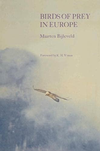 9780333173305: Birds of Prey in Europe