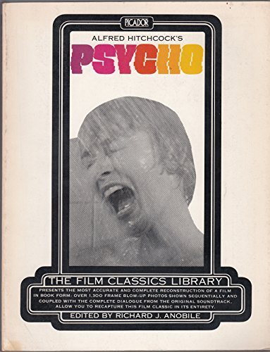 Alfred Hitchcock's Psycho: Anobile, Richard J