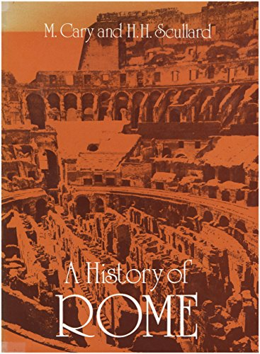 9780333174401: A History of Rome Down to the Reign of Constantine, Third Edition