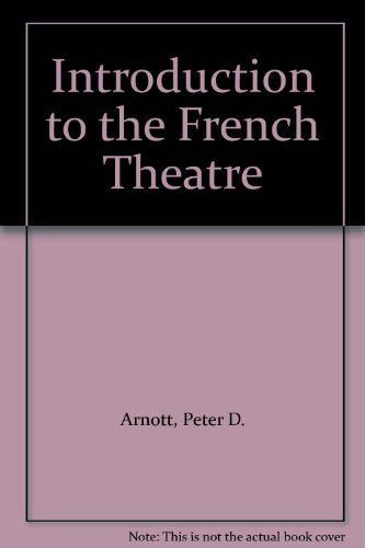 9780333176474: Introduction to the French Theatre