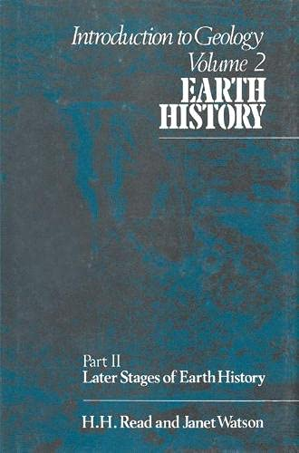 9780333176689: Introduction to Geology: Vol 2