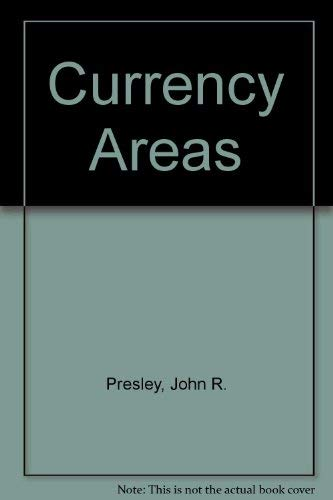9780333177938: Currency Areas