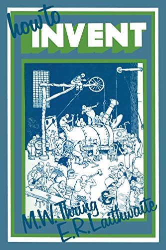 9780333177945: How to Invent