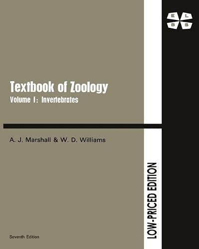 9780333178683: Textbook of Zoology
