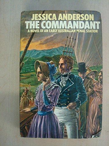 The Commandant: Anderson, Jessica