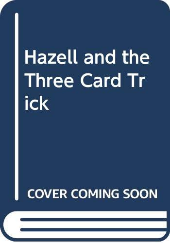 9780333180884: Hazell and the Three Card Trick