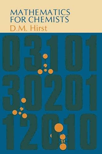 9780333181720: Mathematics for chemists