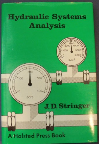 Hydraulic Systems Analysis : An Introduction: Stringer, John