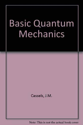 9780333185995: Basic Quantum Mechanics