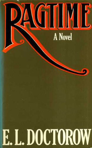 Ragtime (SCARCE BRITISH HARDBACK FIRST EDITION, FIRST PRINTING SIGNED BY THE AUTHOR)