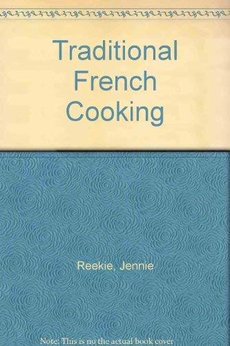 9780333189634: Traditional French Cooking