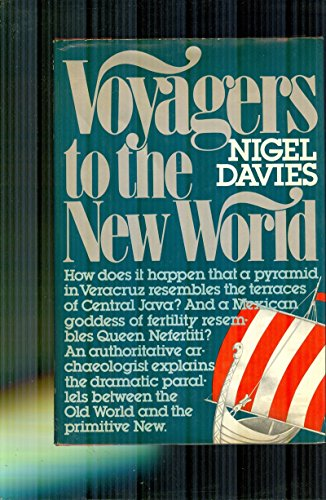 9780333191569: Voyagers To The New World