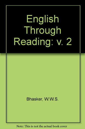 9780333192009: Bhasker W & P: Eng Thro Read Pupil Comb (v. 2)