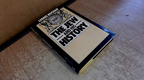 9780333192276: Jew and His History: The Model of the Exile