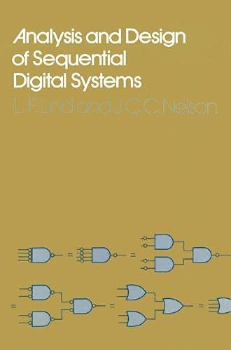 9780333192665: Analysis and Design of Sequential Digital Systems