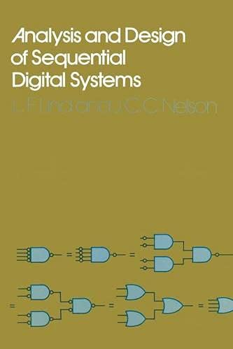 9780333192672: Analysis and Design of Sequential Digital Systems (Electrical and Electronic Engineering)