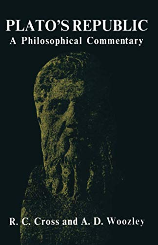 9780333193020: Plato's Republic: A Philosophical Commentary