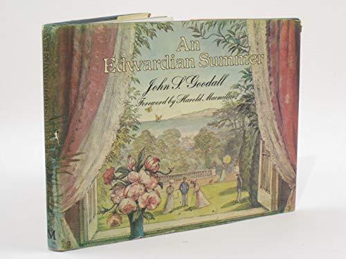 9780333194270: An Edwardian Summer