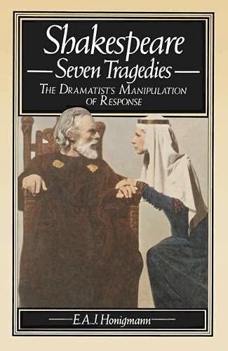 9780333195987: Shakespeare: Seven Tragedies