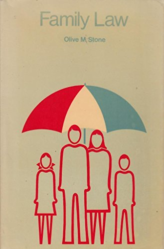 Family law: An account of the law: Stone, Olive M