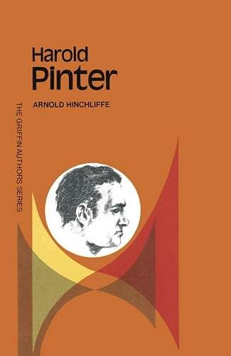 9780333196519: Harold Pinter (The griffin authors series)