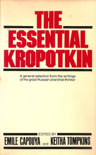 9780333196687: Essential Kropotkin