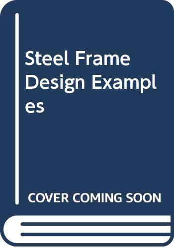 9780333196755: Steel Frame Design Examples