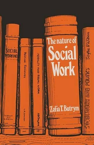 9780333197035: The Nature of Social Work