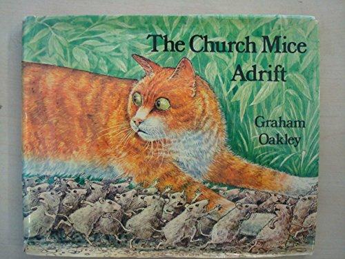 9780333197608: the church mice adrift