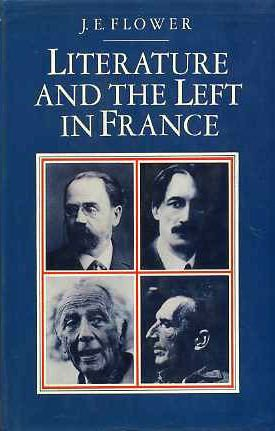 9780333198810: Literature and the Left in France (The Humanities Research Centre Macmillan studies)