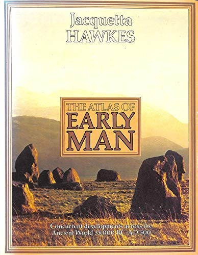 9780333198971: The Atlas of Early Man