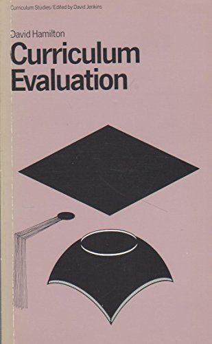 9780333210413: Curriculum Evaluation (Curriculum studies)
