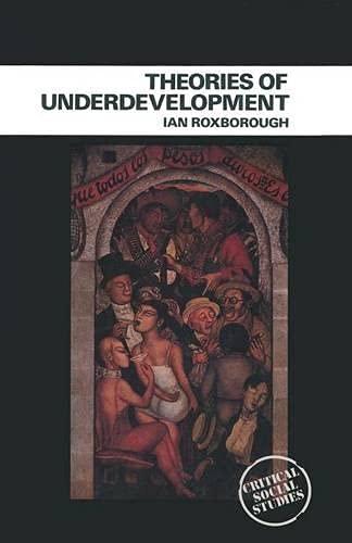 9780333211908: Theories of Underdevelopment (Critical Social Studies)