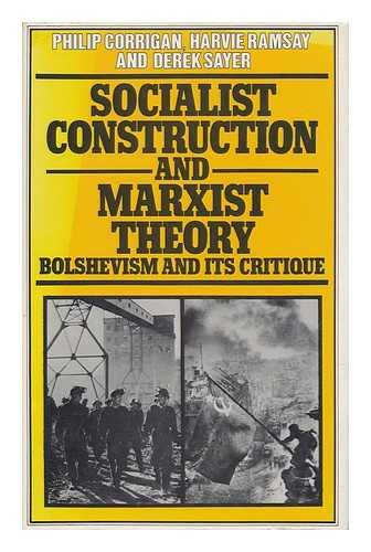 9780333212455: Socialist Construction and Marxist Theory
