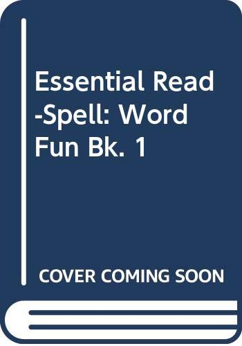 9780333215692: Essential Read-Spell: Word Fun Bk. 1